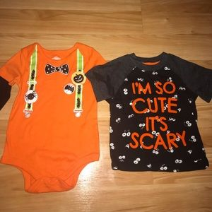 Other - Toddler boy Halloween set size 2T/24m